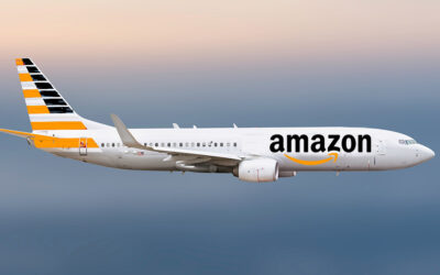 ✈️ Amazon airplanes, Best Buy sells grills, & Facebook Pay on Shopify